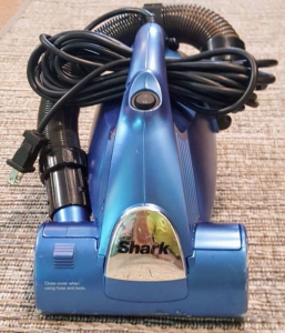 high quality shark vacuum for seniors